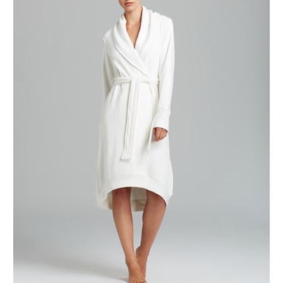 61676a1d78 NWT ugg Australia duffield robe cream